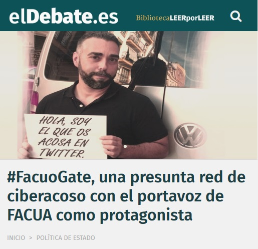 Facuogate en ElDebate