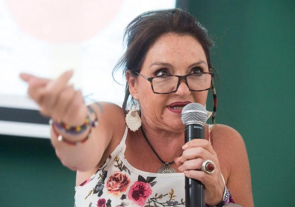 """Rocío alias """"Protestona"""""""